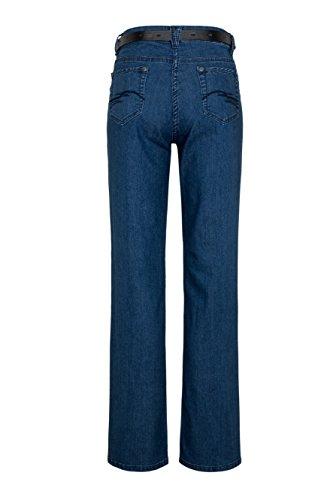 WomensBest Damen Jeans Rom Dark Blue