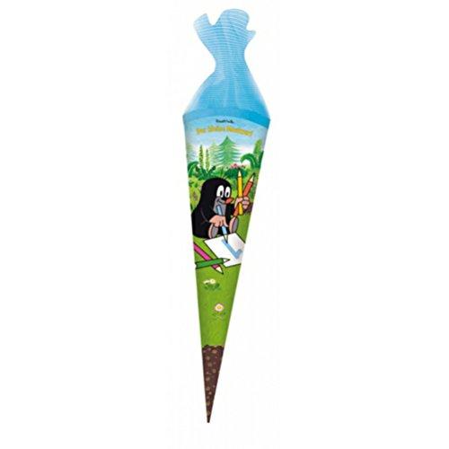 Edition A. Trötsch Schultüte Zuckertüte Einschulung Schultüte der Kleine Maulwurf 50 cm Tüll Schulanfang Einschulung