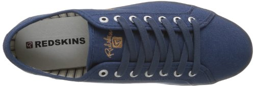 Redskins Folsom Herren Sneaker Blau - Bleu (Marine)