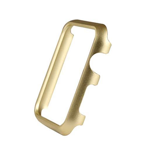 NEU! Tensay Für apple watch sport aluminium case schutzrahmen stoßstange schutz kratzfest case für serie 1/2/3 42mm, professionelle uhr zubehör (Watch Tools Zurück Fall öffner)