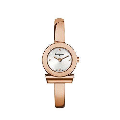 salvatore-ferragamo-gancino-bracelet-damen-quarzuhr-mit-silber-zifferblatt-und-rose-gold-armband-fq5