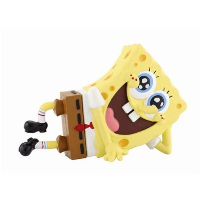 53556 - Bob Esponja Chill out [importado de Alemania]
