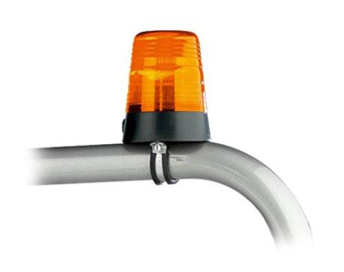 Berg–15.24.80.01–Rundumwarnleuchte Orange für Überrollbügel