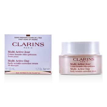 Clarins Multi-Active Day Early Wrinkle Correction Comfort Cream All Skin Types 50ml