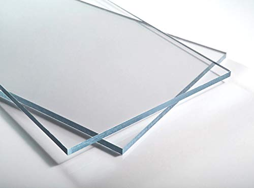 30x100 cm Homedeco-24 Acrylglas 1 mm klar Platte Zuschnitt in verschiedenen Gr/ö/ßen Hier