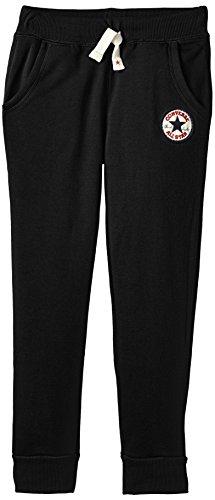 Converse Core - Pantalon de sport - Uni - Garçon - Noir...