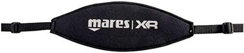 Mares Erwachsene XR Mask Strap Maskenband, Schwarz, BK