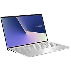 "Asus Zenbook UX433FA-A6116T Ultrabook 14"" Or (Intel Core i7, 8 Go de RAM, SSD 256 Go, Windows 10) Clavier AZERTY Français"