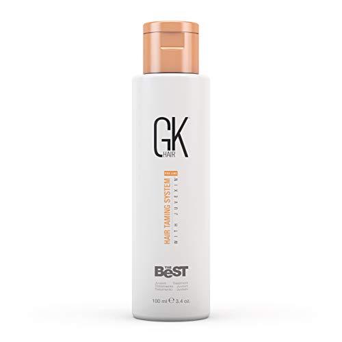 Global Keratin GKhair Die besten professionellen Haarglättungen, Glättungs-Keratin-Behandlungen (100 ml/ 3.4 fl.oz) Für seidiges, glattes Naturhaar