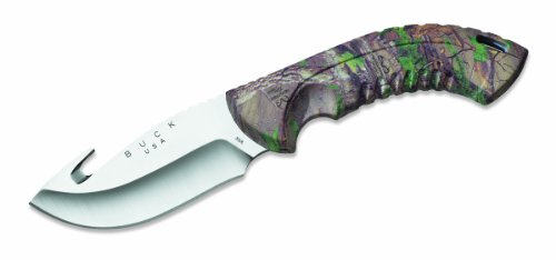 Omni Hunter 12 Pt. Xtra Grn Mini Guthook - Omni Hunter Coltello