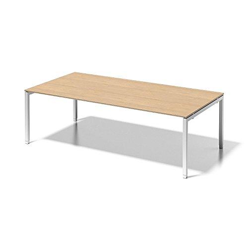 Bisley Cito Chefarbeitsplatz/Konferenztisch, 650-850 mm Höheneinstellbares U H 19 x B 2400 x T 1200...