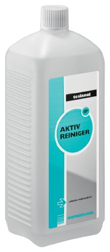 Teslanol 26045 Detergente attivo (isopropanolo) - deterge delicatamente ed efficacemente materiali delicati - 1000 m