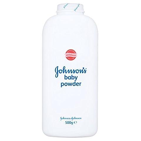 Bébé poudre 500g de Johnson