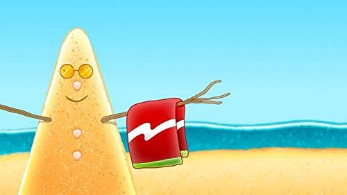 HCYEFG 1000 stück DIY Puzzle Sommer Sandman Sunny Smile Strand für Erwachsene Kinder Freund Jigsaw