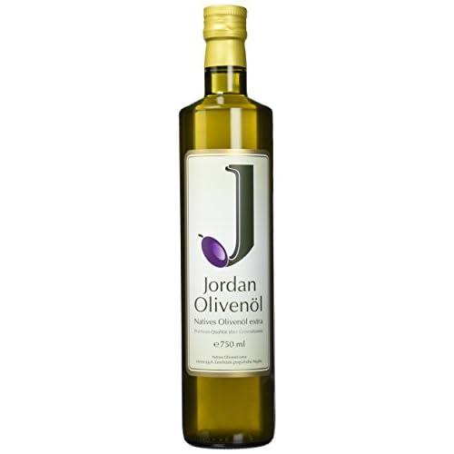 Jordan Olivenl Natives Extra 075 L Flasche 1er Pack 1 X 750 Ml