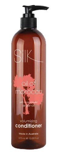 Démelant de volume huile de soie Maroc 375ml