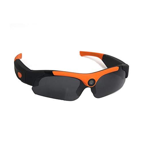 KCaNaMgAl Digitale intelligente Brille, Outdoor-Sportkamera Foto Mode Sonnenbrille Weitwinkel 1080P