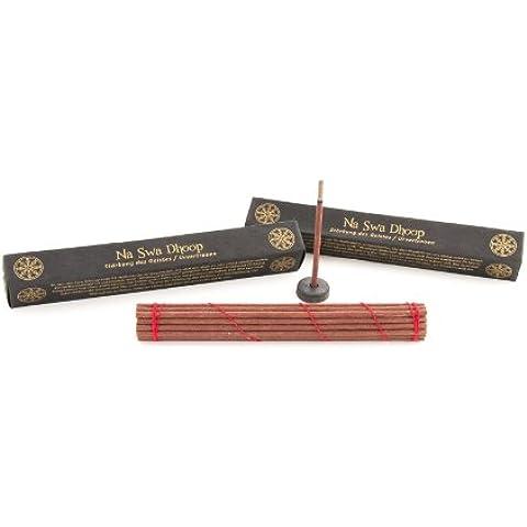 Berk HS-526-P2 - Set de barras de incienso (2 paquetes), aroma de Na Swa Dhoop