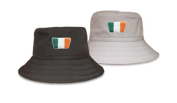 Bucket Hat Ireland Flag - Black - Size S M  Amazon.co.uk  Sports   Outdoors af4591b48c7