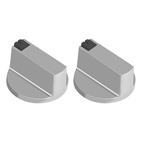 6mm Gasherd Knöpfe universal Zink Legierung Küche Herd Drehknopf Locks Ofen Schalter Kochfläche Control - Elektroherd Knopf