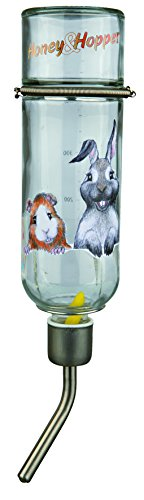 Trixie Honey et Hopper Biberon Verre 500 ml