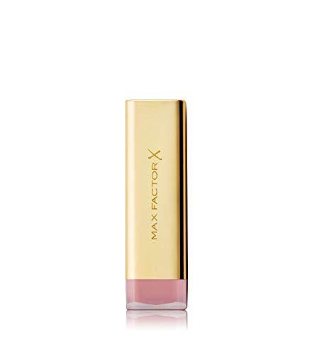 Max Factor Colour Elixir Lipstick Simply Nude 725 - Pflegender Lippenstift, der mit einem brillanten, intensiven Farbergebnis begeistert