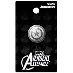 Marvel Capitán América Escudo Pin de Solapa