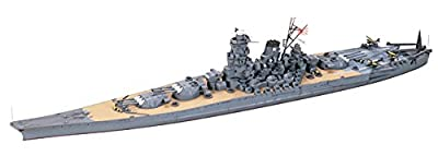 Tamiya - 31113 - Maquette - Bateau - Cuirasse Yamato