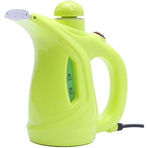 Mini vaporizador Xagoo mini bolso con ropa y limpieza a vapor vaporizador de telas textil con cepillo integrado para Supervapor (Estilo
