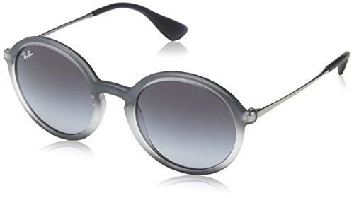 Ray Ban Herren Sonnenbrille RB4222, Grau, One Size (Herstellergröße: 50)