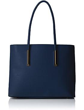 Swanky Swans Damen Marbella Classic 3 in 1 Combo Bag Tote, 13.5x26x45 cm