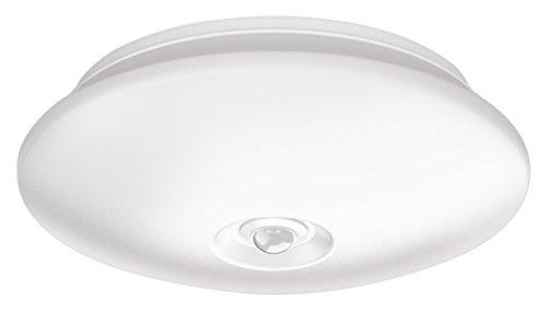 (Philips myLiving LED Deckenleuchte Mauve mit Bewegungsmelder, weiß)