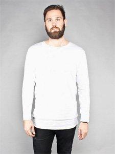 Rockamora Castor T-shirt manches longues Blanc