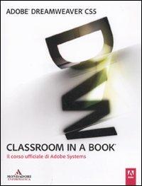 Adobe Dreamweaver CS5. Classroom in a book di AA.VV