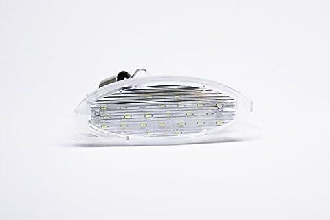1x LED License Number Plate Lamp Opel ASTRA G Bertone