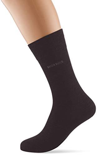 BOSS Herren William RS Uni WO Socken, Schwarz (Black 001), 47/48
