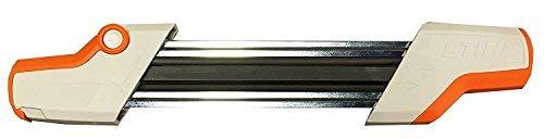 """Stihl 56057504303 Porte-lime 2 en 1 pour chaîne de tronçonneuse 3/8"""" P Ø 4,0 mm"""
