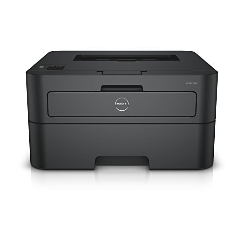 Dell E310dw netzwerkfähiger Schwarzweiß-Laserdrucker mit Duplexfunktion und WLAN - Nachfolger vom B1160/w & B1260dn (Wlan-drucker Dell)