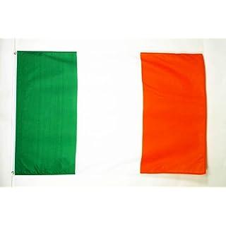 AZ FLAG Flagge Irland 90x60cm - IRISCHE Fahne 60 x 90 cm - flaggen Top Qualität