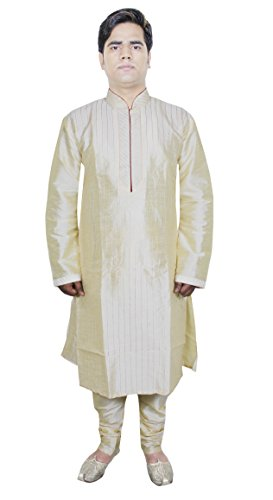 kurta-pyjama-mens-fashion-readymade-kurta-pajama-wedding-party-dress-m