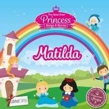 Princesses and Pirates - Personalised Songs & Stories for Kids (Matilda)