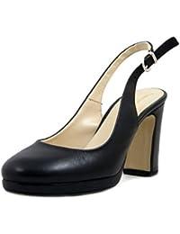 7a99cc6661a4e Amazon.it  Sandalo Chiuso Donna - Scarpe col tacco   Scarpe da donna ...