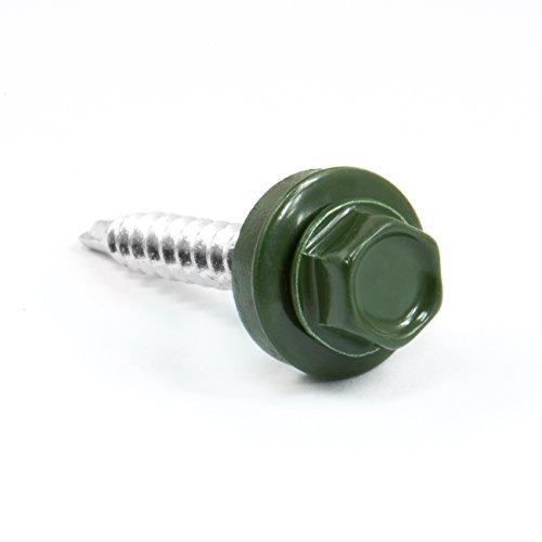 400-pcs-48-x-70-mm-tete-hexagonale-vis-a-toiture-metal-a-bois-element-de-fixation-couleur-vert-clair