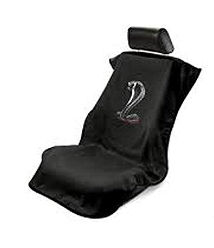 Sitz Armour sa100cobb schwarz Ford Mustang Cobra 'Sitz Displayschutzfolie Handtuch