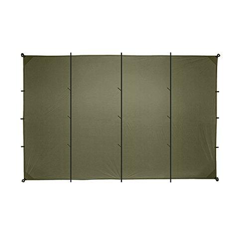 aqua-quest-safari-bache-xl-6-x-4-m-olive-abri-de-tente-impermeable-et-leger-en-sil-nylon-pour-campin
