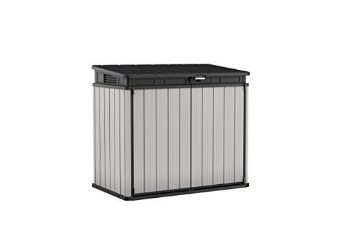 Keter 17207331Store It Out PREMIER XL, grau/schwarz, 1150L