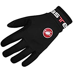 Castelli - Gloves Woman Lightness, Color Negro, Talla S