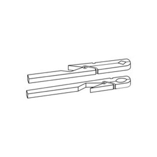 neolab S de 2415de pinzas de madera para tubos de ensayo, 175mm de largo neoLab 4058072005405