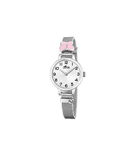 Lotus 18660/2- Reloj Niña Primera Comunión Mariposa Rosa