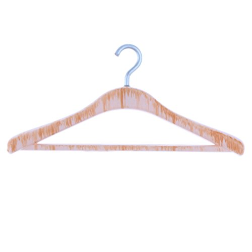 Sharplace Vestiti Armadio Appendente Gancio Appendiabiti Uncino Moda Stile Decorazione Casa Bambole Bianco